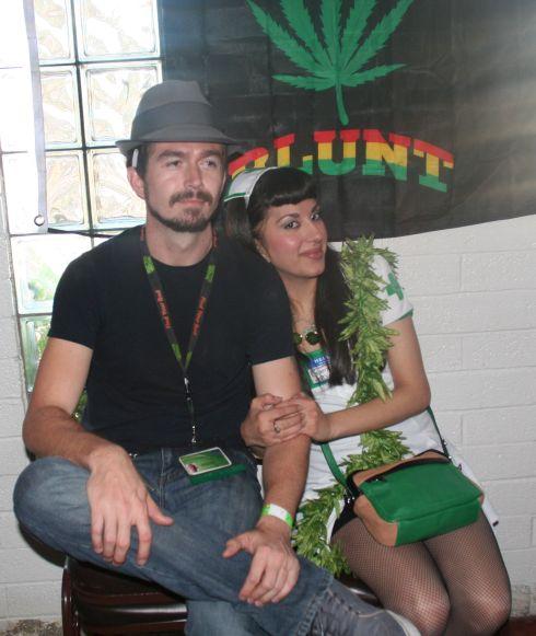 Al and Cristina